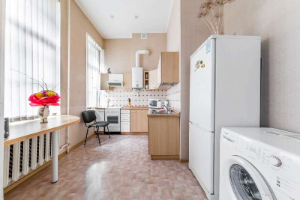 Apartments for rent in St. Petersburg